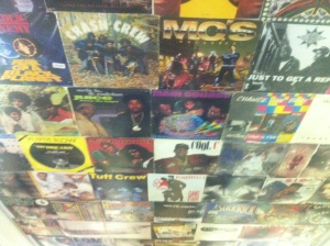 A-1 records ceiling