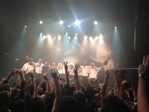 The Hives and friends