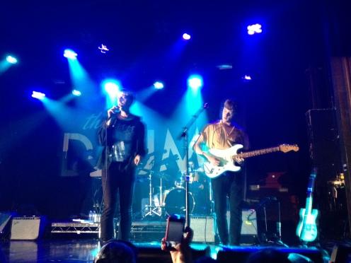 The Drums: Jonny Pierce & Jacob Graham