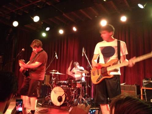 We Were Promised Jetpacks at the Bell House in Feb. 2012