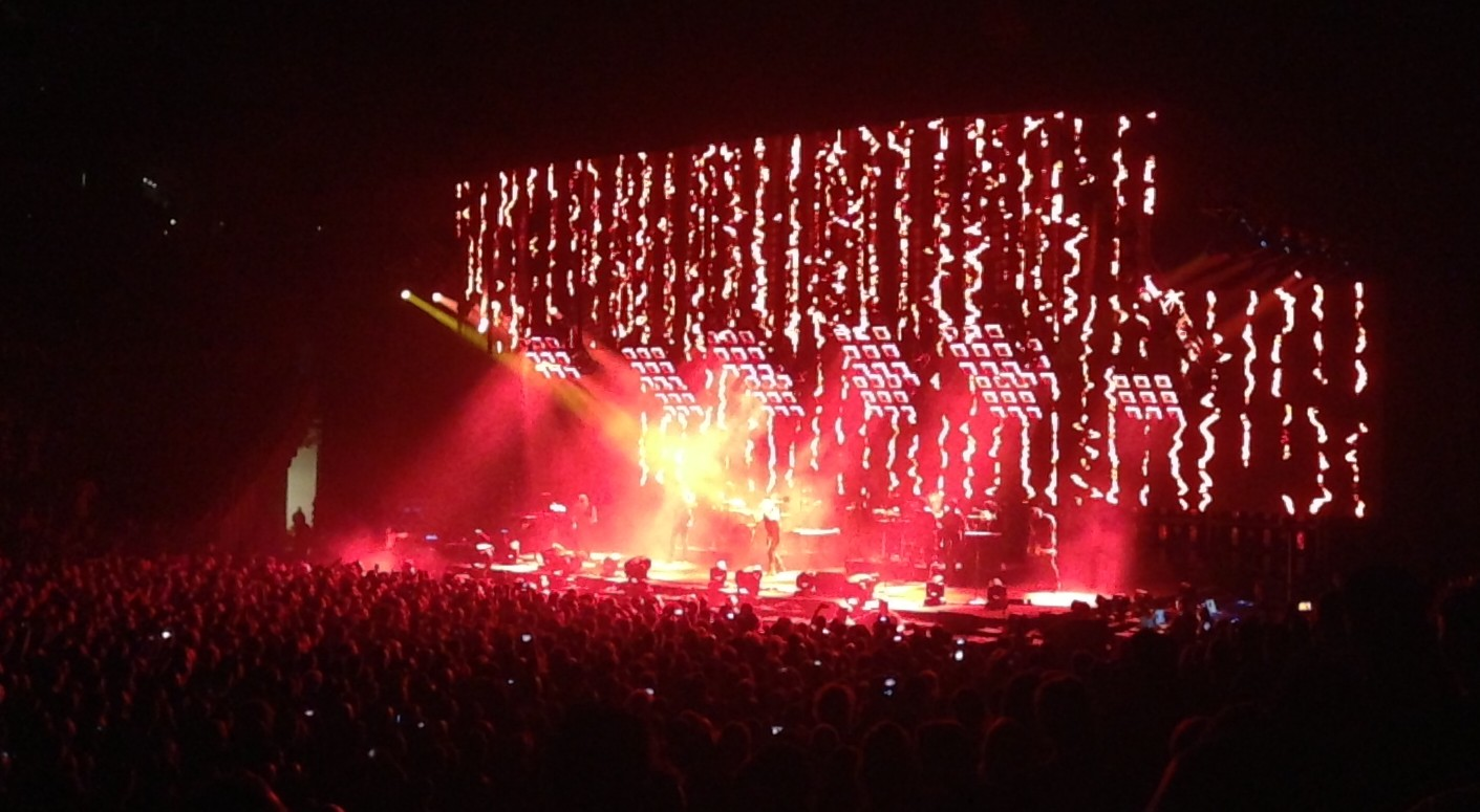 Concert (and Album) Review: Nine Inch Nails at Barclays Center ...